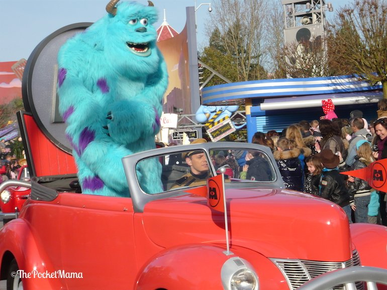 Monster & co. ai walt Disney Studios