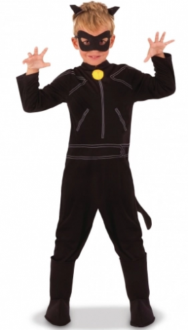 costume carnevale chat noir