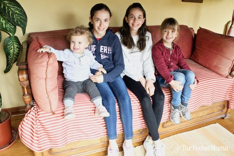 agriturismo oro di berta - oasi zegna coi bambini