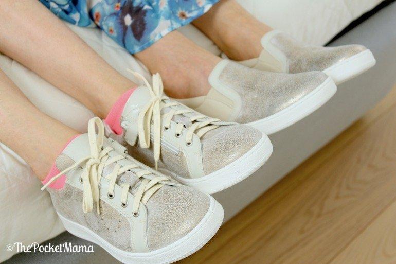 scarpe ninette en fleur SS 2017