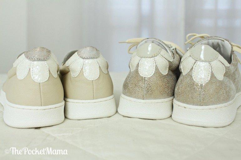 sneakers e slip on ninette en fleur SS 2017