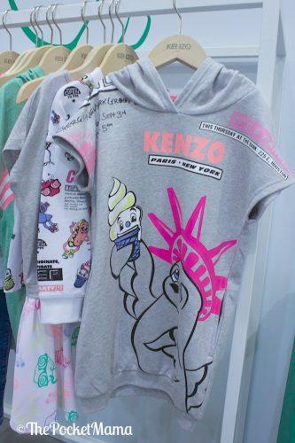 Kenzo Kids primavera-estate 2018 - 2