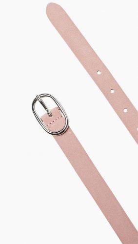 cintura rosa esprit