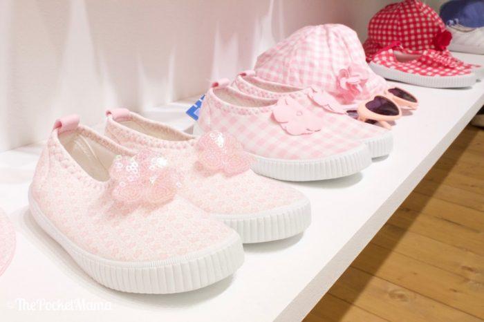 scarpe rosa Noukie's SS 2018