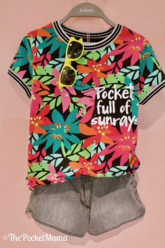 t-shirt e shirt Boboli SS 2018