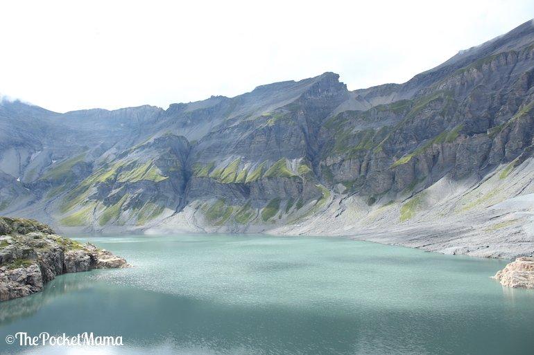 lago del vecchio emosson