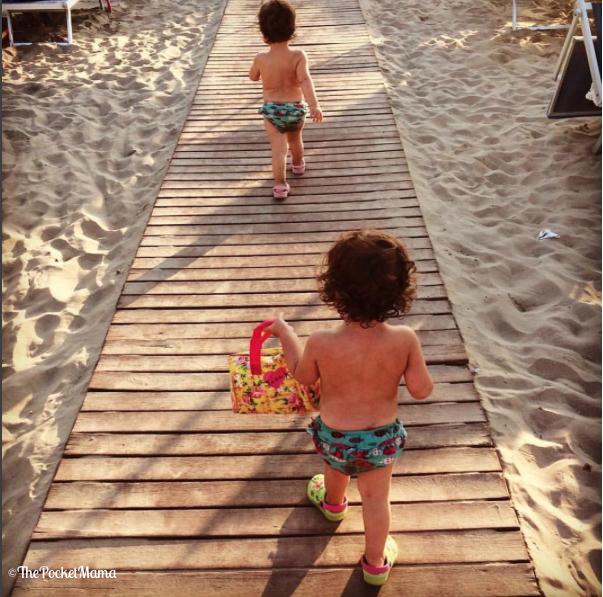 #gemellitudineinvacanza - foto vincitrice contest fotografico