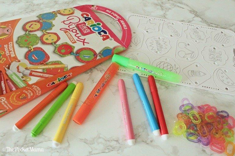 Kit Carioca create & color