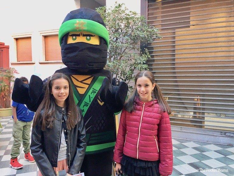 anteprima film LEGO Ninjago
