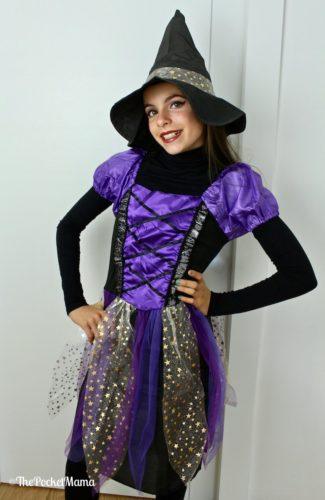 costume da Halloween - witch