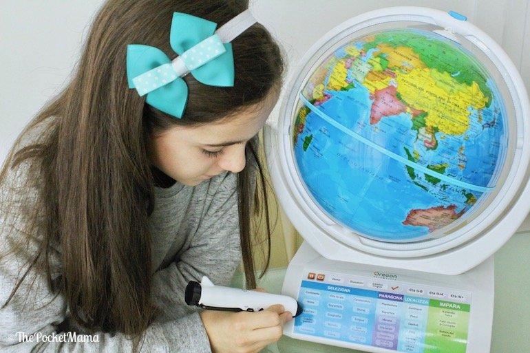 Smart Globe Explorer SG338R
