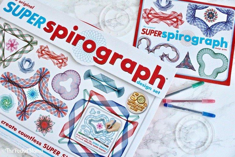 super Spirograph di Grandi Giochi
