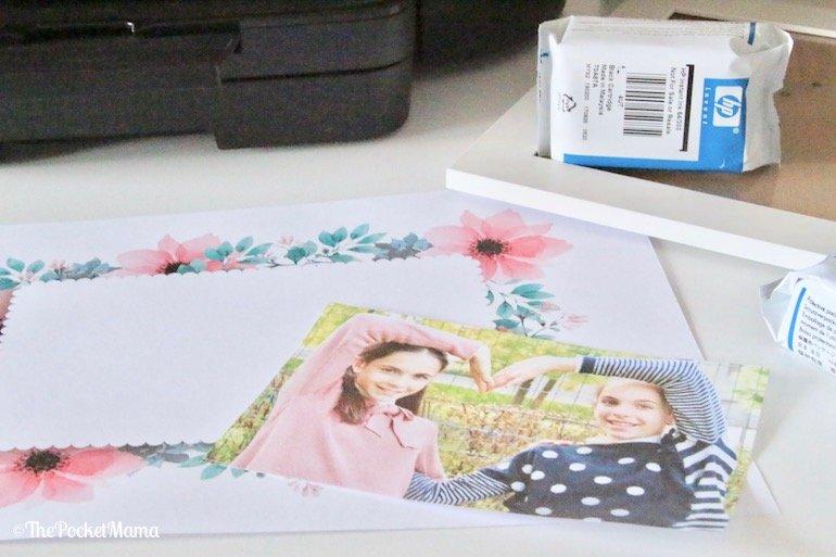 foto stampata con stampante HP Envy Photo 6230