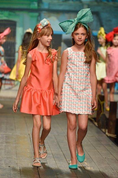 Tendenze moda bambini spagnola primavera-estate 2019  a0aa8c3aa0a