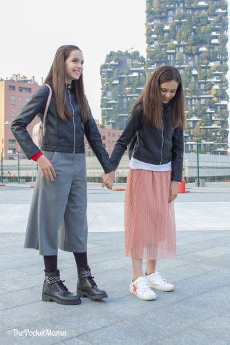 scarpe Melania per teenager AI 2018