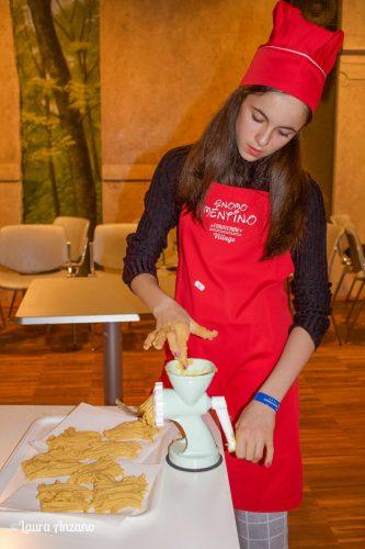 Michelle alla cooking class