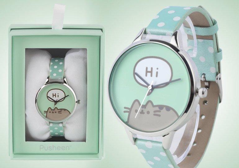 orologio-pusheen-cat