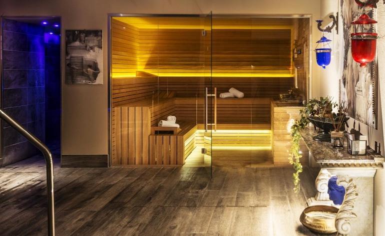 sauna Ròseo Euroterme