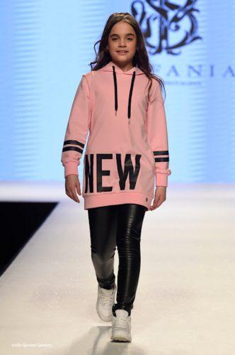 maxi felpa e leggings lurex Stefania AI 2019 2020