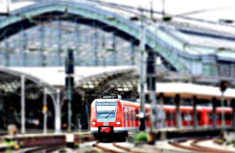 viaggiare in gravidanza in treno