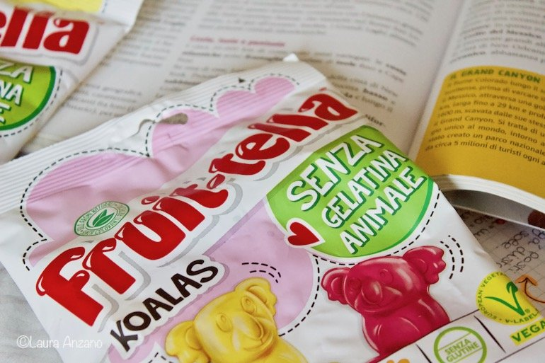 caramelle Fruittella senza glutine