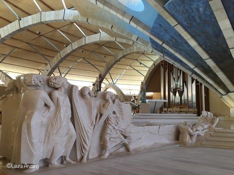 archi santuario di Padre Pio