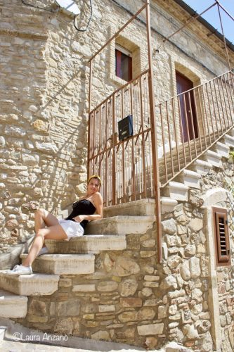 case in pietra di Sant?agata di Puglia