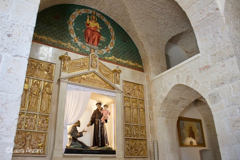 chiesa trullo di Sant'Antonio da Padova