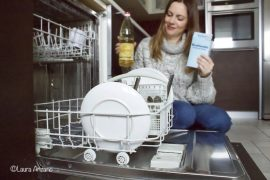 consigli per pulire e curare la lavastoviglie