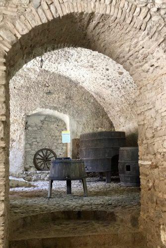 frantoio castello imperiale sant'agata di puglia