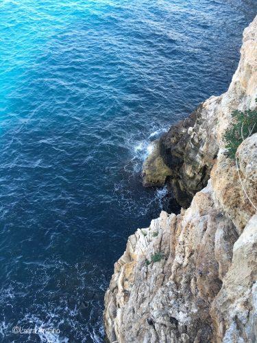 mare turchese di polignano a mare