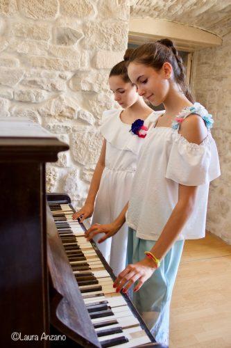 pianoforte castello imperiale sant'agata di puglia