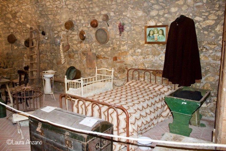 sotterranei del castello di deliceto