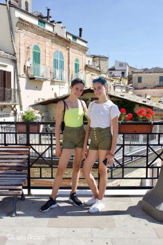terrazza piazza di Sant'Agata di Puglia