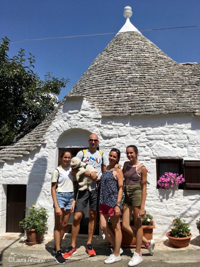 visita ad Alberobello
