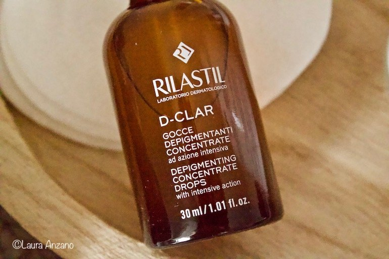 rilastil d-clar gocce depigmentanti concentrate