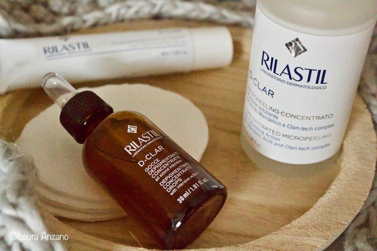 trattamento rilastil per prevenire le macchie scure della pelle