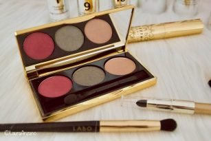ombretto trio Labo Filler Make-up