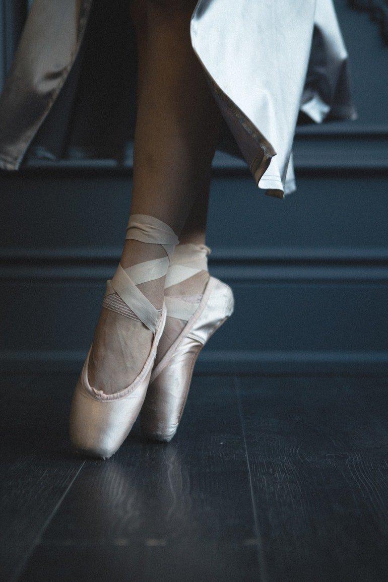 messe punte da ballerina