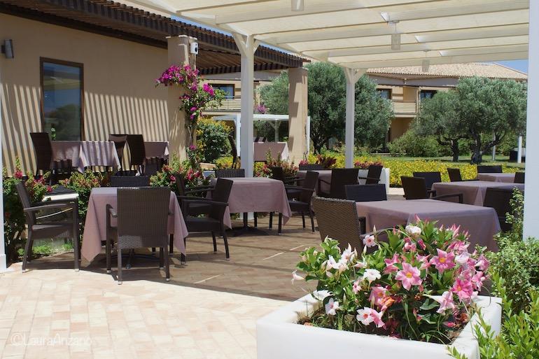 terrazza ristorante falconara resort & spa