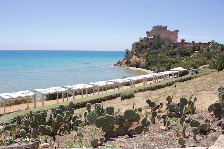 settemari balance club falconara beach resort & spa